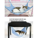 Respirant Air Mesh Pet Cage Hammock Cat Bed Hamac pour Summer Bed Pet Cage / Chaise pour chats, Ferret, Rat, Chinchilla, Lapin, petits chiens