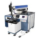 Neuf soudeuse automatique de laser de Sppiler 4-Axis appropriée à l'industrie de salle de bains/batterie/en verre/matériel