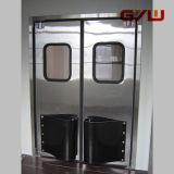 Puerta de oscilación para la conservación en cámara frigorífica/la puerta de acero
