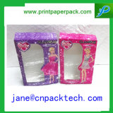 Custom PVC Window Box Paper Box Perfume Box Cosmetic Box