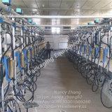 우유 교류 미터를 가진 자동적인 젖소 젖을 짜는 객실 시스템