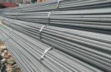 Barra de aço com nervuras laminada a alta temperatura para o concreto reforçado