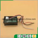 "V27D 0.56 "" 3개의 철사 (색깔을%s 가진 LED DC 0-100.0V 디지털 표시 장치 전압계: 빨강)"