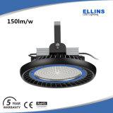 indicatore luminoso industriale 200watts della baia del UFO LED di luce del giorno 150lm/W alto