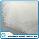 Ткань полиэфира костяка воздушного фильтра изготовления Китая Non сплетенная