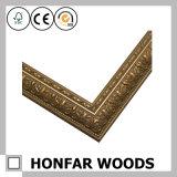 Het antieke Frame van Paninting van de Omlijsting van de Decoratie Gouden Houten