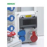 Methoden-Verteilerkasten der Industrie IP65 Plastik-PC wasserdichter elektrischer Anschlusskasten-kombinierter Industrie-Stecker-Kontaktbuchse-12