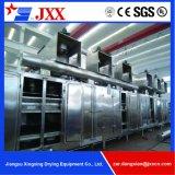 Evaporar el secador de la correa de los vehículos en la industria alimentaria