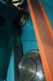 Guillotina hidráulica que pela y cortadora
