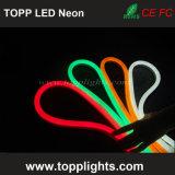 luz do cabo flexível da corda do diodo emissor de luz da alta qualidade para anunciar o sinal de néon
