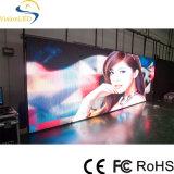 960*960mm P5 상점가를 위해 옥외 조정 LED 벽 스크린
