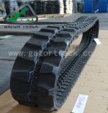 Trilha 250*48.5k da máquina escavadora ou trilha de borracha