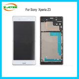 ボーダーとのソニーXperia Z3のための卸し売り携帯電話LCD