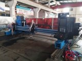 Znc-4000 op zwaar werk berekend CNC Plasma en oxy-Brandstof de Scherpe Machine van de Plaat