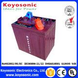 batería solar profunda de cinco años de la batería 12V del ciclo de la garantía 12V 120ah 20hr para la Sistema Solar