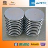 14 лет испытали магнит неодимия ISO/Ts 16949 аттестованный малый тонкий круглый