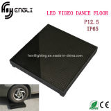 LED P12.5 Video Dance Floor para casamento / TV