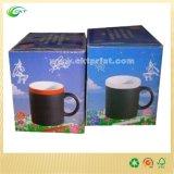 커피 잔 (CKT- 콜럼븀 211)를 위한 주문 Kraft 종이 선물 상자