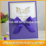 Cartões do casamento de papel