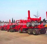 SHACMAN protokollierender protokollierender LKW des Traktors, protokollierender Schlussteil