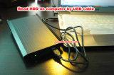 960h 2tb H. 264スタンドアロンCCTV Ahd移動式DVR Mdvr