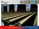 Máquina de cerámica de cristal plana/de doblez de la combinación de Southtech del rodillo de proceso (NPWG)