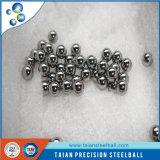 esfera de aço de cromo de 6.35mm para o rolamento