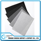 Papier de filtre à air de fibre de charbon actif de purification d'eau de medias de filtrage