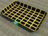 Оборудование спортивной площадки игр Trampoline детей крытое (YL-BC005)