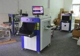 Raggi X dello scanner dei bagagli del bagaglio dei raggi X che controllano macchina