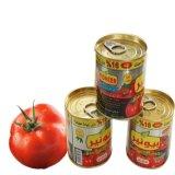 Aseptisches eingemachtes Tomatenkonzentrat 140g