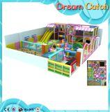 Дом куклы игры спортивной площадки детей крытая