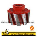 Roda do cilindro - segmentada