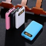 Chargeur de batterie de sauvegarde externe de côté ultra mince du pouvoir 10000mAh