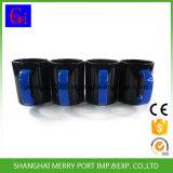 Tazza di tè di plastica variopinta luminosa stampata per promozionale (SG-1100)