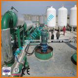 Destilação de vácuo de óleo residual de série Zsa para unidade de óleo de base