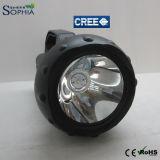 Lampada di mano impermeabile del nuovo 15W del CREE LED indicatore luminoso ricaricabile della torcia