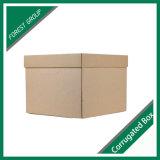 Caja de cartón corrugado de precio de fábrica para embalaje de archivo