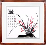 Classiques chinois Mur-Montent la peinture de mur pour l'usage de restaurant