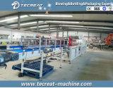 Fabricante de planta do engarrafamento da água bebendo