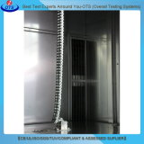 Cabina de prueba caliente y fría programable de choque de la temperatura del cambio