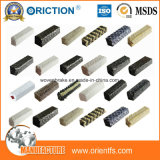 Flansch-Verpackungs-Preis Aramid PTFE Verpackungs-Faser-Fiberglas-Kern-Exporteur-Komprimierung-Verpackung