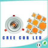 5years o diodo emissor de luz da ESPIGA do CREE da garantia 45W ilumina-se para baixo