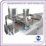 Bunte Gelee-Süßigkeit-abgebende Zeile Süßigkeit-Kocher, der Maschine bildet