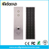 indicatore luminoso di via solare Integrated astuto senza fili di 10With20With30With40With50With60W LED