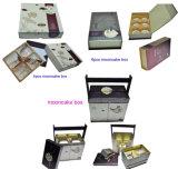 Verpakking de van uitstekende kwaliteit van het Vakje van de Cake van de Maan van het Document van het Karton Cmyk/van het Vakje van de Gift van het Voedsel