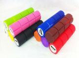 Carregador de bateria universal externo móvel do banco 1200mAh da potência de bateria do USB do banco do carregador da potência do silicone