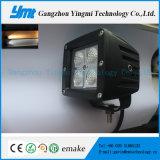 luz de conducción auto del trabajo del CREE LED de las lámparas de 20W LED para campo a través