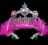 Тиара, крона, причудливый платье, Princess, партия, день рождения