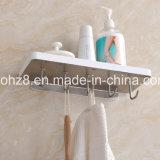 Prateleira de banheiro com banheiro quente com porta-toalhas (c-ry 04)